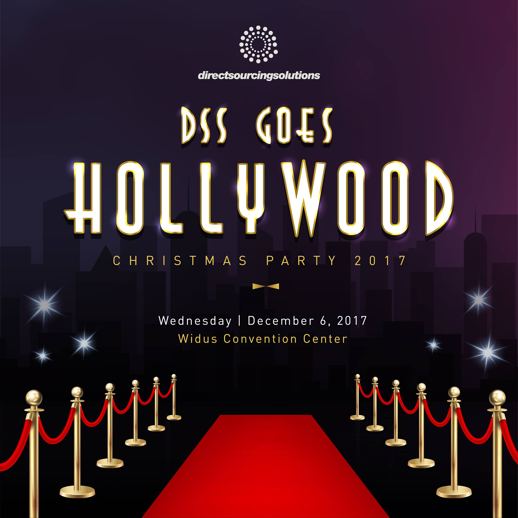 DSS goes Hollywood