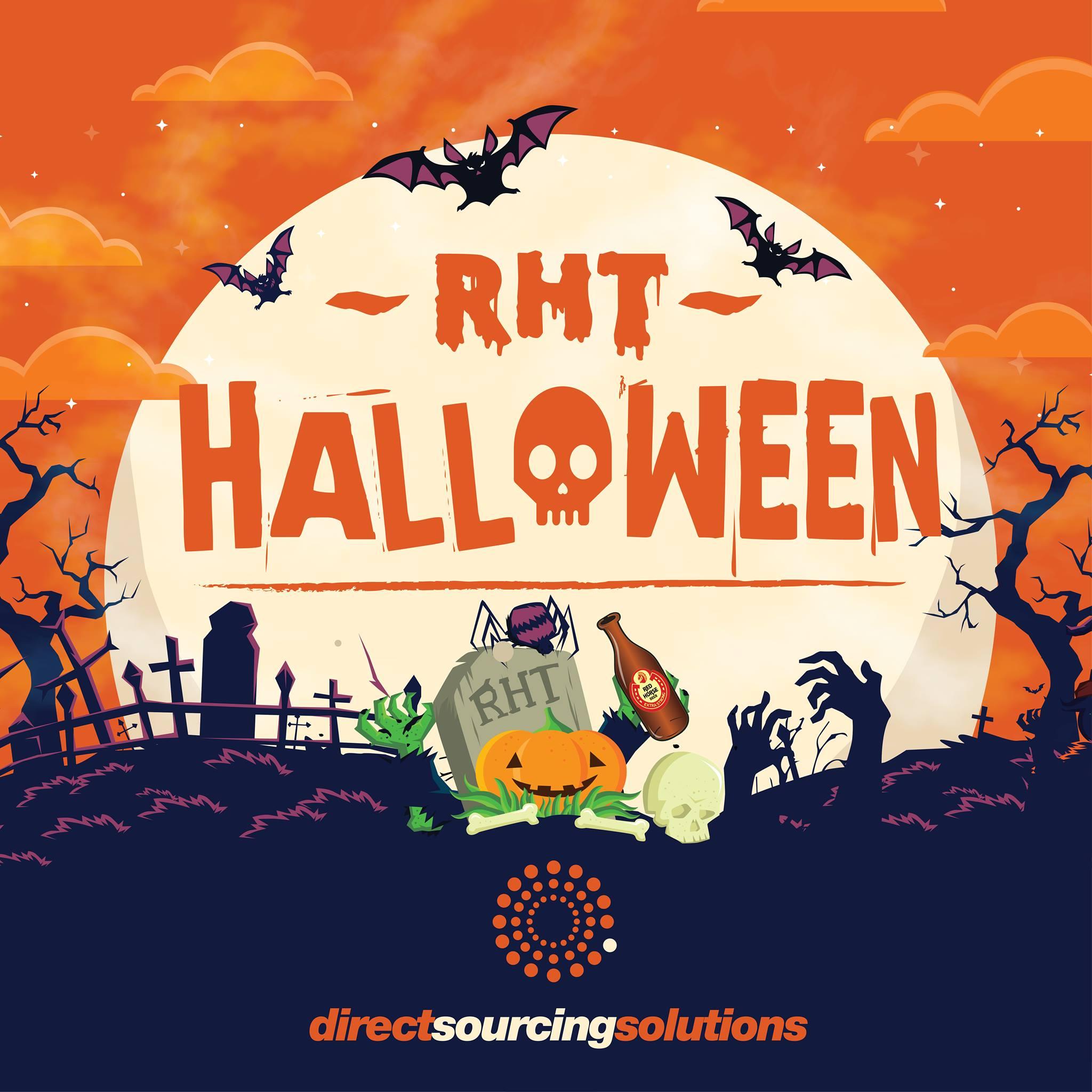 Design Advertisement -RHT Holloween