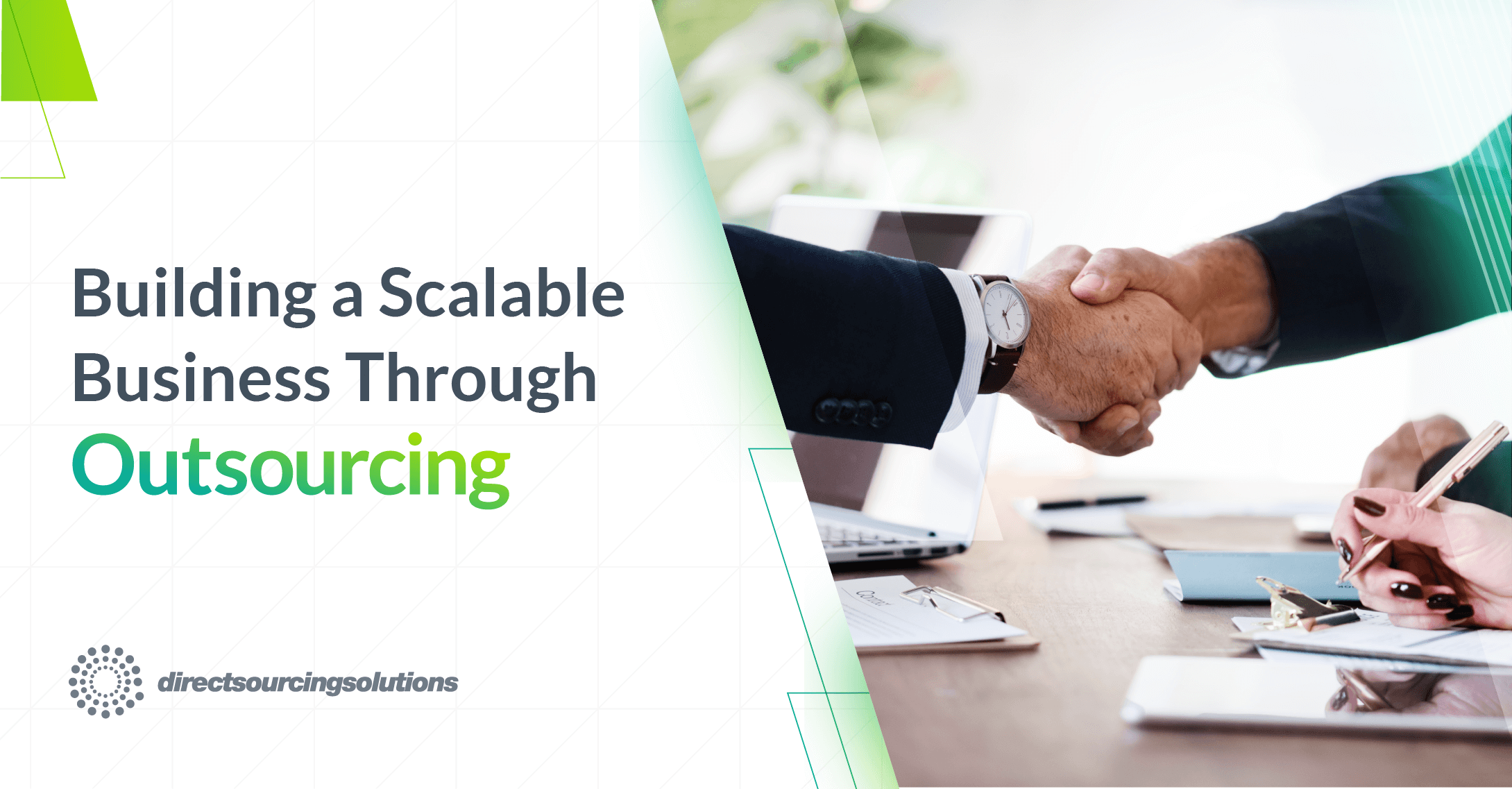 Building a Scalable Business Through Outsourcing