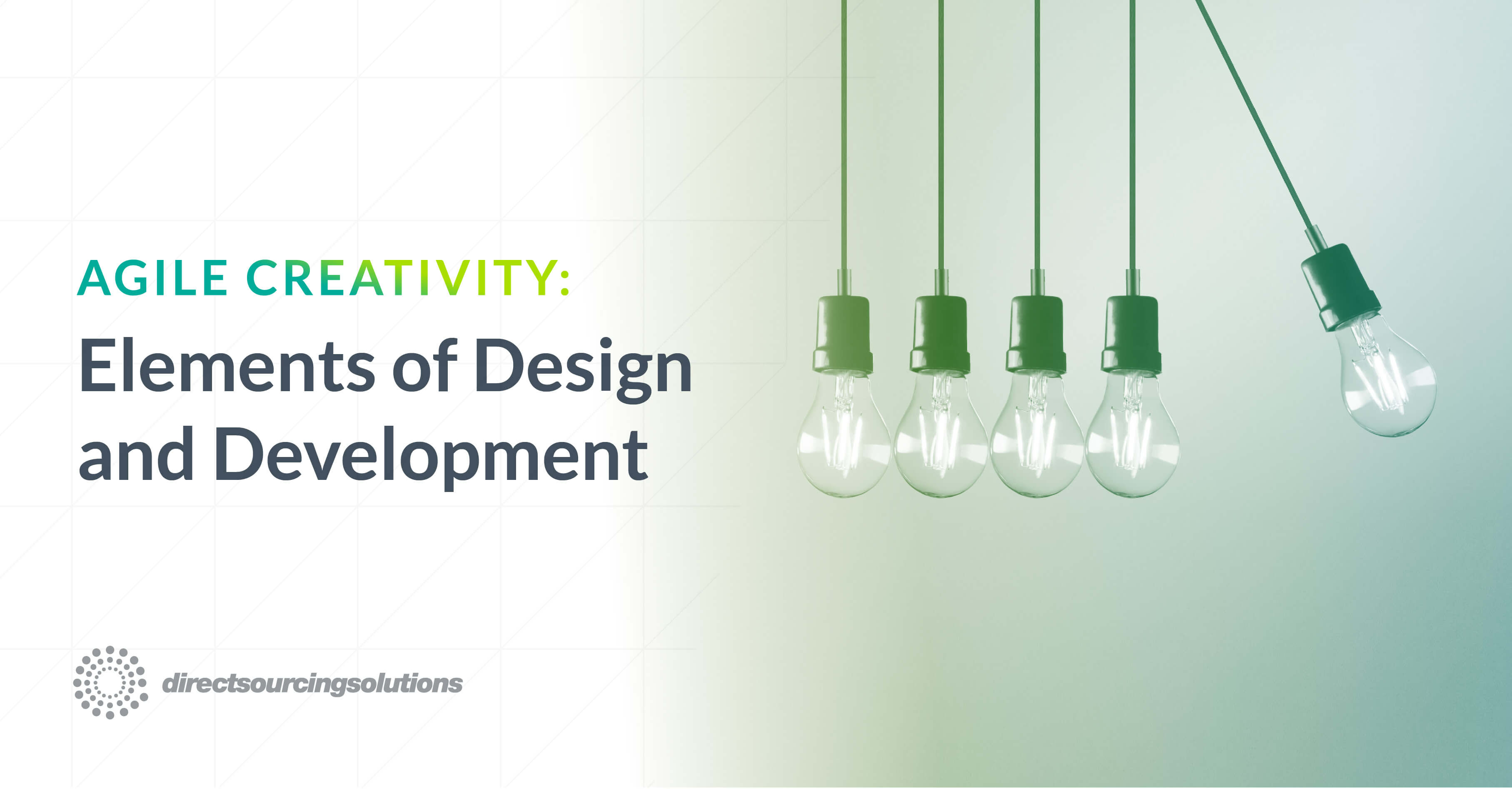 Agile Creativity Fusing Elements of Design and Development
